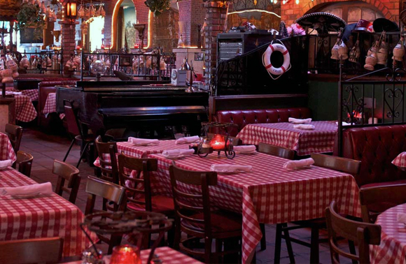 Italian Restaurant in Marbella