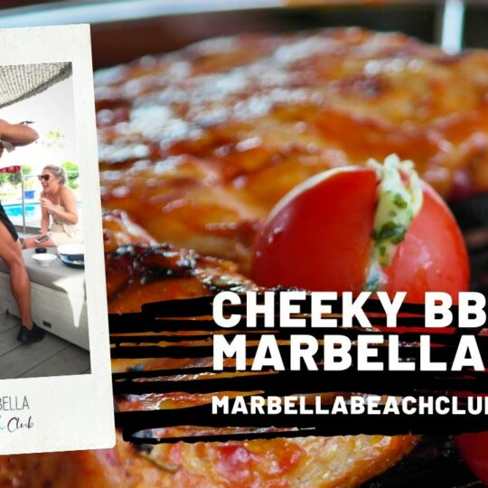 cheeky bbq marbella