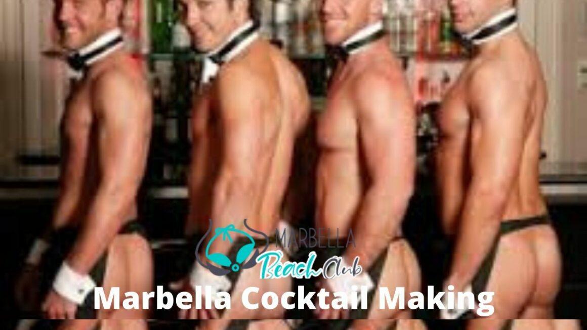 marbella cocktail class